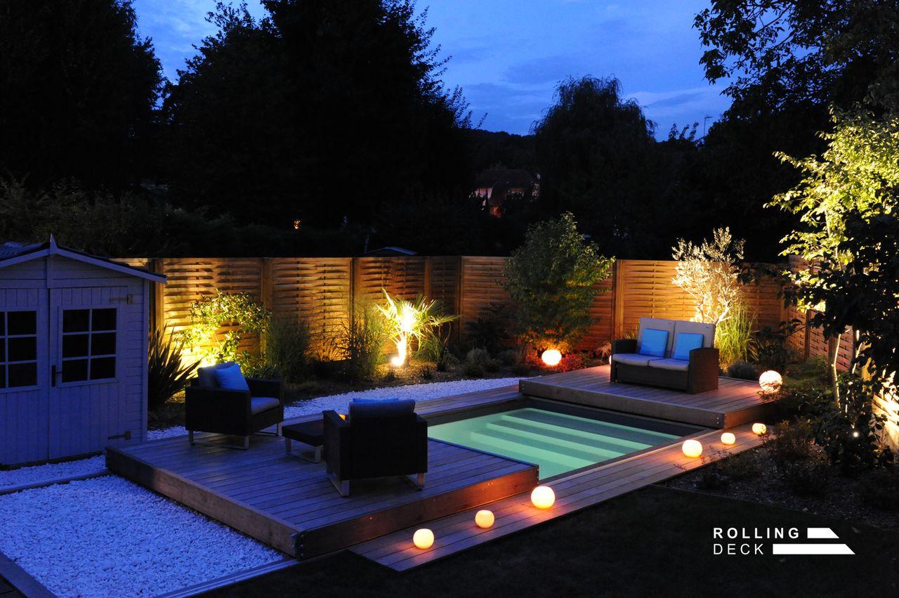 Rolling-Deck - La couverture-terrasse mobile de piscine et ...